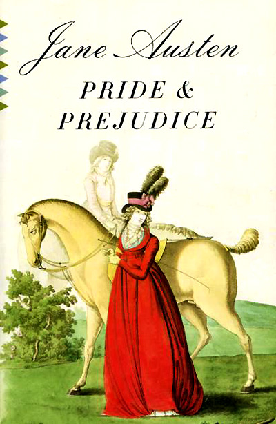 <i>Pride and Prejudice</i><br> Voted America's  #4 Best-Loved Novel
